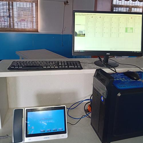 湖南福寿堂床头呼叫对讲系统IP200投入使用