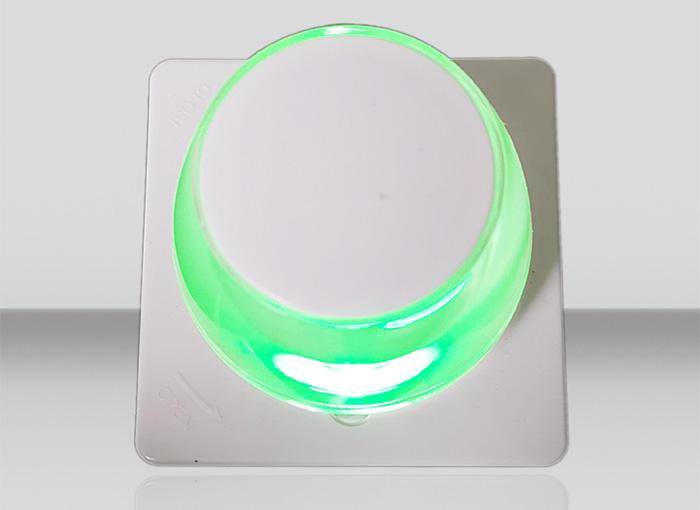 医护对讲-病房门头闪灯JHD-IP200-M01